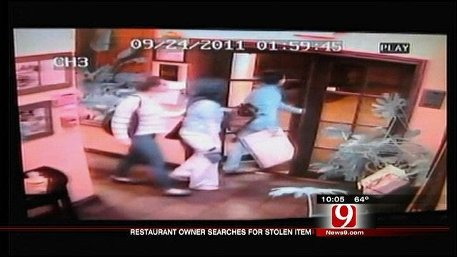 Oklahoma City Business Shaming Thieves Online