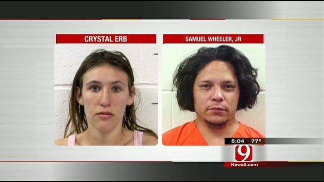 Seminole Couple Charged In 3-Month-Old Daughter's Death