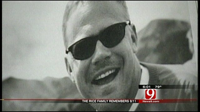 Family Members Remember Oklahoma Victim In September 11 Attacks