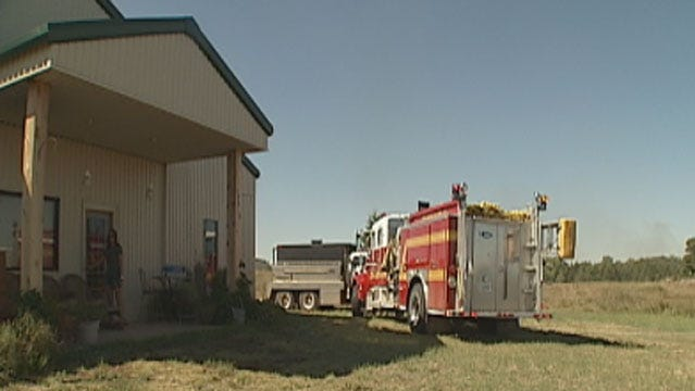 Guthrie Family Hit By Fire Twice In One Month
