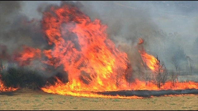 Texas Wildfires Destroy 1,000 Homes