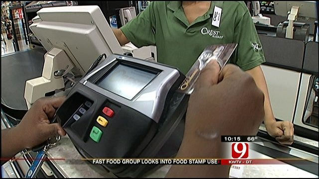Food Stamps For Fast Food Coming Soon To Oklahoma?