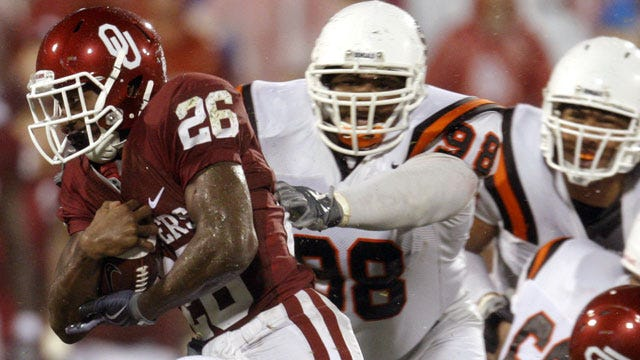 Oklahoma Running Back Jonathan Miller To Transfer