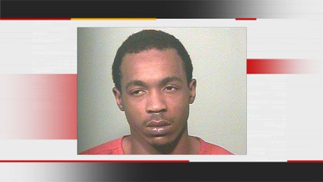 Police Arrest Murder Suspect Who Fell Through Victim's Ceiling In Southwest OKC