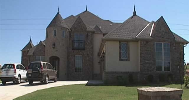 St. Jude's Giveaway Home In Edmond Burglarized, Damaged