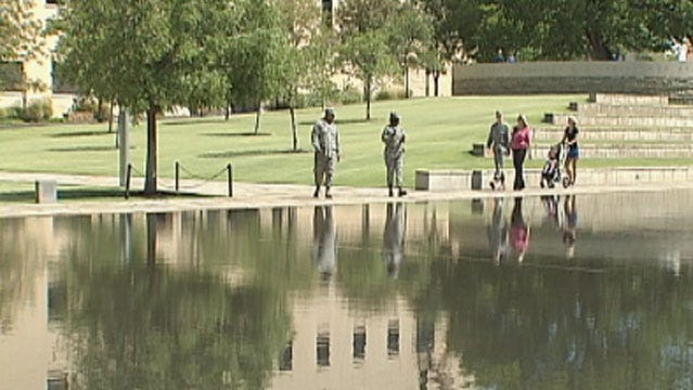 9/11 Memorial Planners Turn To OKC Bombing Memorial For Inspiration