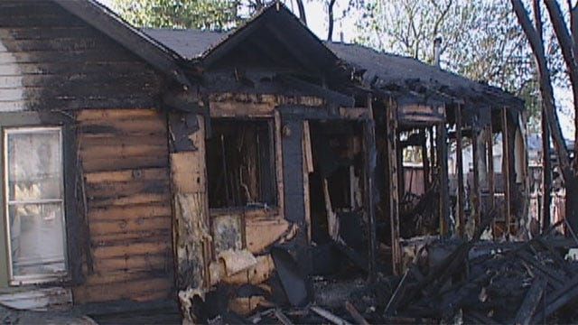 Fire Destroys Family's Home In Southwest OKC