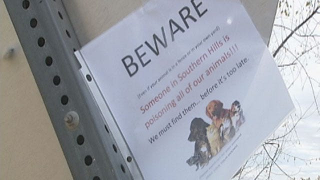 Residents Say More Dogs Being Poisoned In Grady County Neighborhood