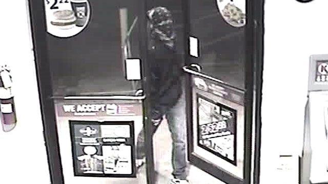 Gunman Robs Southwest OKC Convenience Store