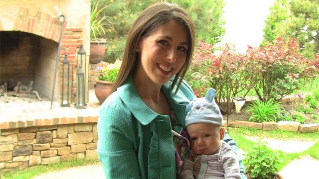 Amanda's Baby Blog: When It's OK To Sleep In Church
