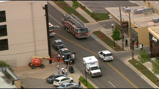 Man Shocked In Industrial Accident In OKC
