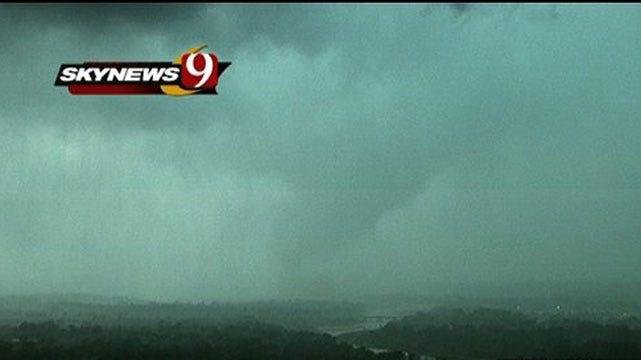 Tornado, Storms Cause Damage In SW OKC Overnight