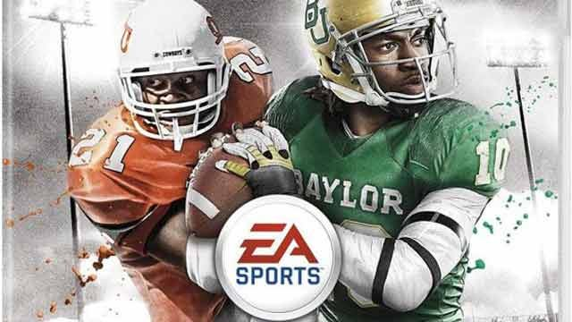 Barry Sanders Featured On Cover Of NCAA Football 13