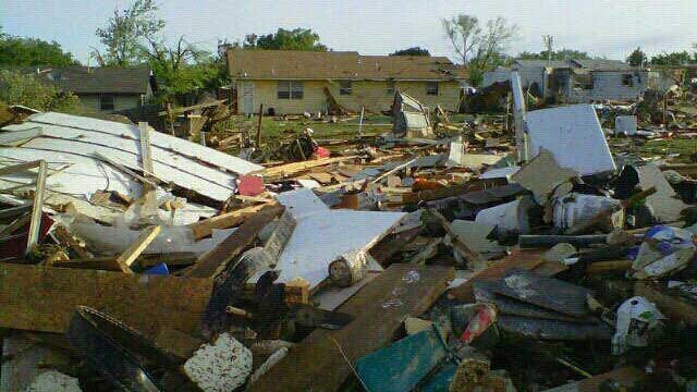 Death Toll Rises To Six Following Tornado In Woodward