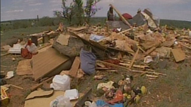 Family, Friends Remember Sixth Victim In Woodward Tornado