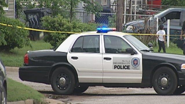 Neighbor Responds To Triple Homicide In Southeast OKC