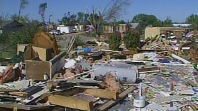 Woodward Families Shocked By Deadly Tornado's Destruction