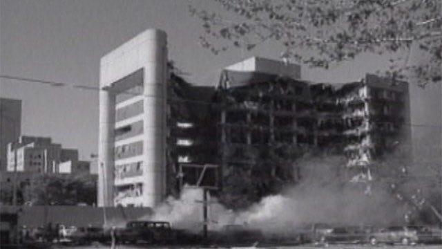 17th Anniversary Of OKC Bombing Thursday