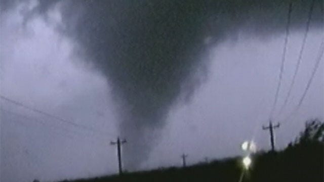 An Unforgettable Experience: The 2012 Woodward Tornado