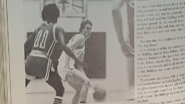 Childhood Coach Shares Memories Of Edmond Native Bill Self