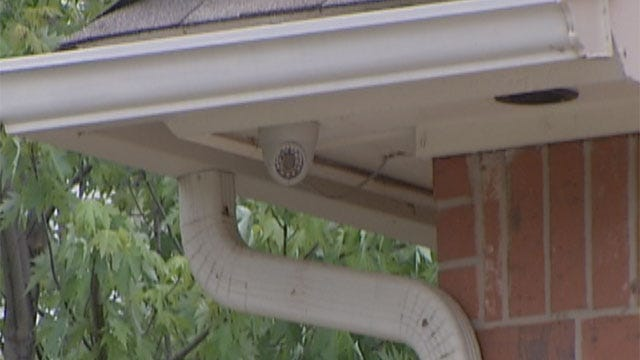 Home Security System Helps Police Identify Burglars