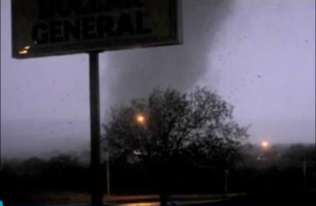 Nighttime Tornadoes More Deadly?