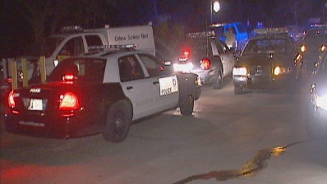 Officer Shoots, Kills Man At Northwest OKC Apartment Complex