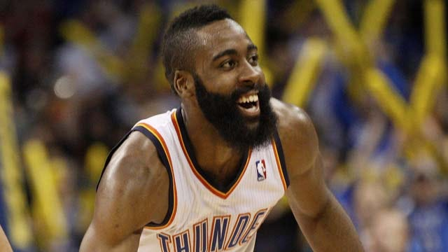 OKC's James Harden Cleared To Play In Playoffs
