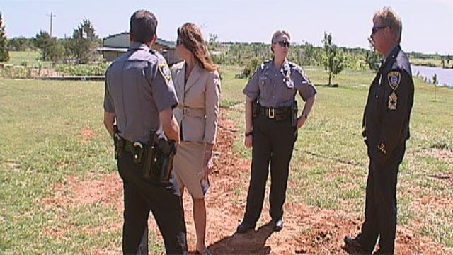 OKC Officers Remember Desperate Search After Deadly Piedmont Tornado