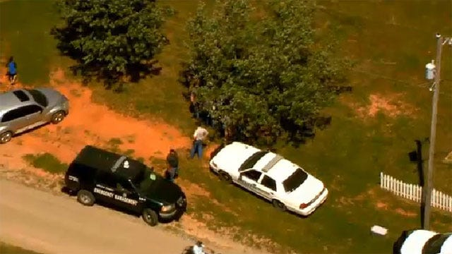 Rescuers Find Missing Wellston Toddler