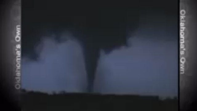 Tornadoes Reported In Northern Oklahoma, Cause Damage