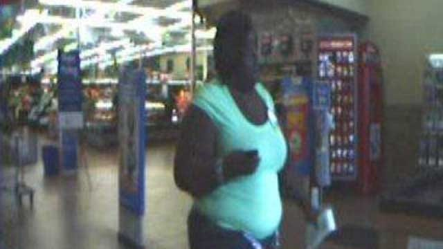 Woman Pretends To Be Walmart Employee, Steals From Edmond Stores