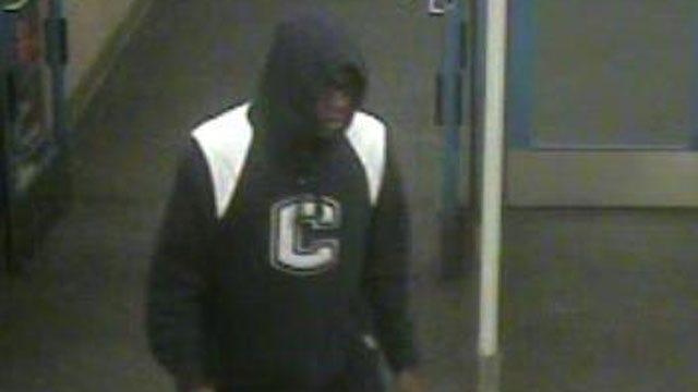 Edmond Police Release Surveillance Photos Of Auto Burglary Suspect