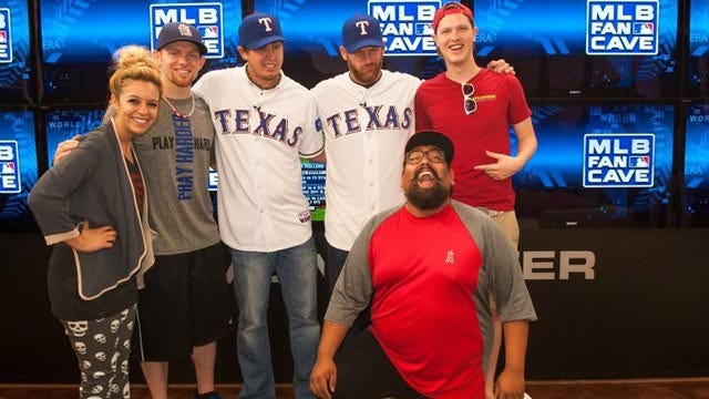 Kyle Facing An Elimination This Week, So Vote For Him To Stay At MLB Fan Cave