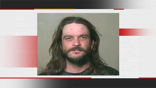 Accused Drunken Driver Slams Into OKC Liquor Store
