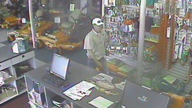 Man Uses Fake Check To Buy Farm Equipment At OKC Store