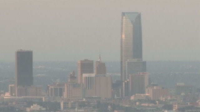 New Downtown Devon Tower Nearing Completion