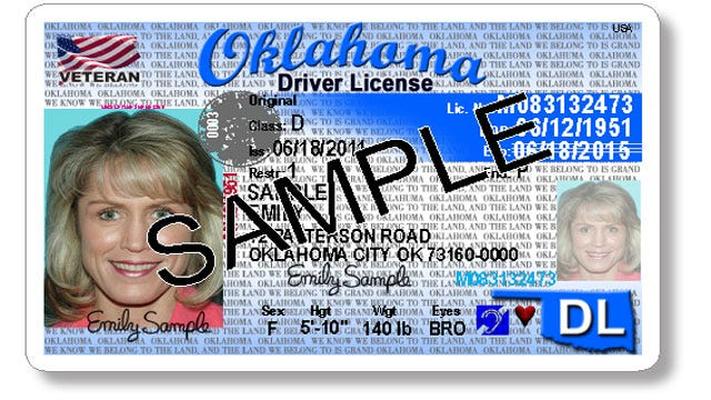 DPS To Launch Redesigned Driver's License