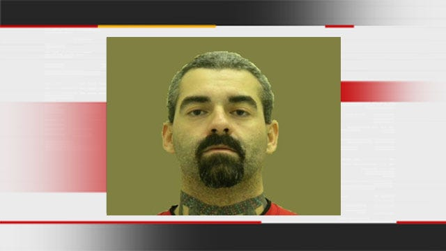 Tulsa Man Charged In OKC 'Cathouse' Murders