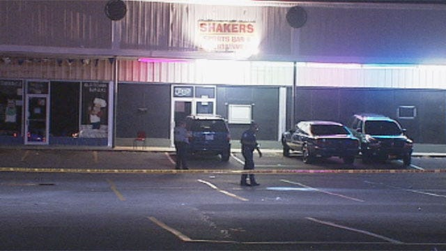 Shooting At Bar In Spencer Leaves One Dead