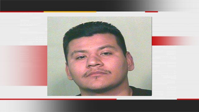 OKC Police Ask For Public's Help Finding Fugitive