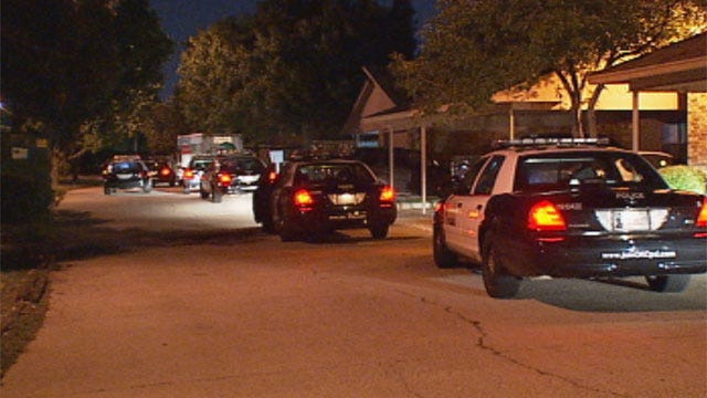 OKC Police Release Name Of Suspect Tackled By Homeowner After Chase