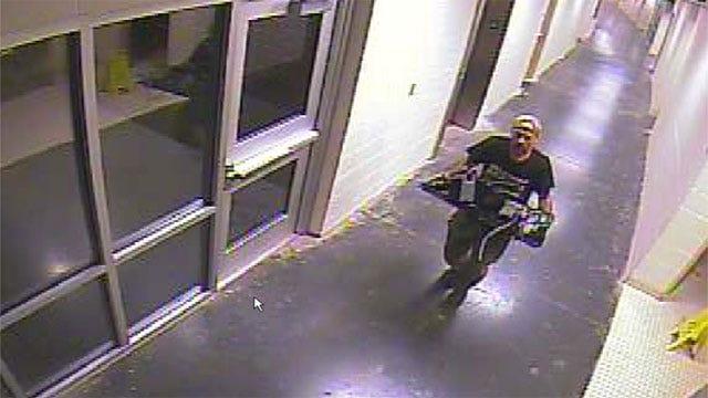 Thieves Target Elementary School In Southeast OKC