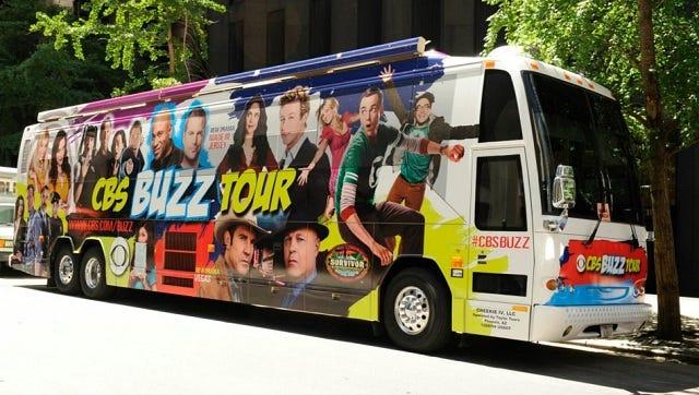 """""""CBS Buzz Tour"""" To Stop In Oklahoma City"""