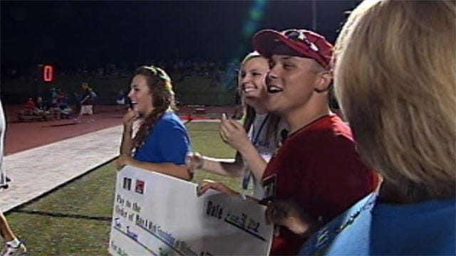 Moore, Westmoore Schools Rally Behind Student Battling Cancer