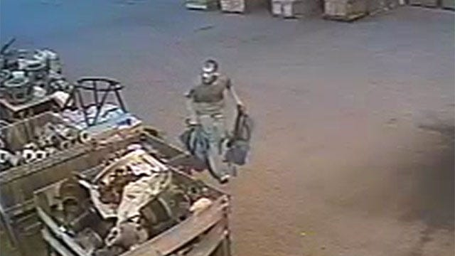 Logan County Investigators Seek Suspects In Theft Of Aircraft Parts