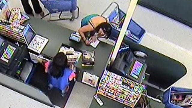 Woman Wanted For Using Stolen Credit Cards At OKC Store