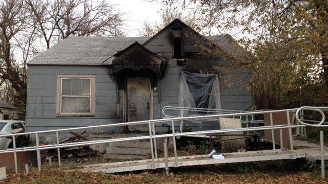 Mother, 2 Sons Injured In NW OKC House Fire