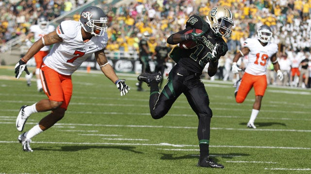 Un-Bear-able: OSU Falls To Baylor In Waco