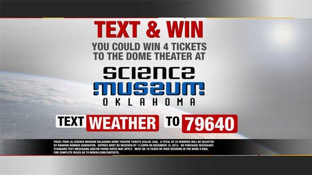 News 9 Presents Tornado Day At Science Museum Oklahoma